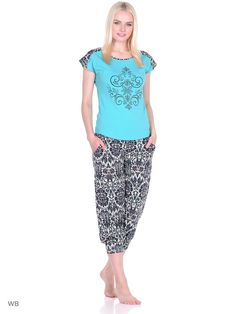 Пижама женская NICOLETTA 3506148 в интернет-магазине Wildberries.ru