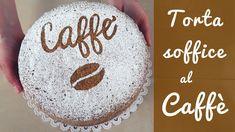 TORTA SOFFICE AL CAFFE' Ricetta Facile - Coffee Sponge Cake Easy Recipe