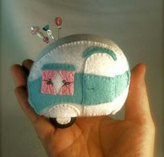 ♡ This pin cushion !♡