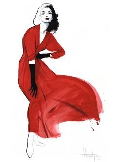 Todo glamour. Moda | Fernando Vicente