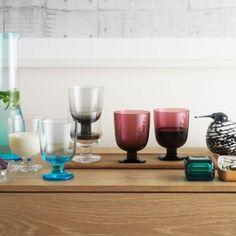 Lempi lasi        Valmistaja: Iittala      Design: Matti Klenell