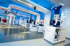 Jets/Giants store at New Meadowlands Stadium | Chute Gerdeman