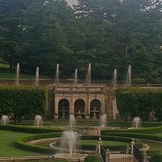 Longwood Gardens.....fountains are beautiful