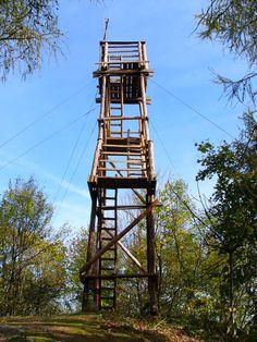 Kukla rozhľadňa-Malé Karpaty Utility Pole