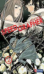 Speed Grapher - Vol. 2 (DVD, 2006), Good Shape!