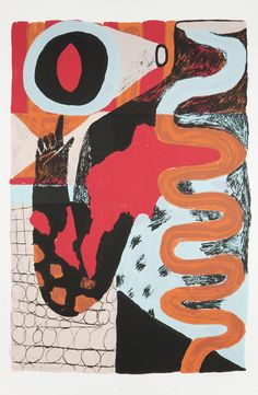 It's Nice That | Marion Jdanoff's skillful screen prints and books are packed with vibrancy