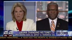 "Allen West goes ""On the Record"" with Greta (Video) Lays Out Strategy for Obama on ISIS"