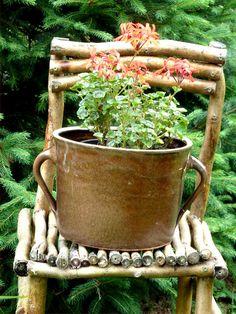 Moje drobné radosti » Blog Archive » Úžasné slané pečivo Planter Pots, Plant Pots