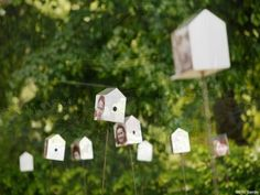 Festival International des Jardins at the Domaine de Chaumont-sur-Loire - At Home with Kim Vallee Installation Art, Art Installations, Outdoor Art, Outdoor Decor, Little Houses, Community Art, Garden Art, Art Projects, Place Card Holders