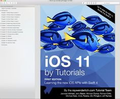 Download all books learn ios by ray wenderlich new version swift 40 download ios 11 by tutorials ray wenderlich ios 11 and swift 4 pdf epub full source code fandeluxe Choice Image