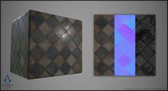 Assassin's Creed Unity Texture Set, Pierre FLEAU on ArtStation at http://www.artstation.com/artwork/assassin-s-creed-unity-texture-set