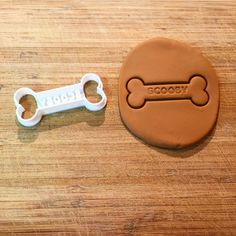 Personalized Dog Treat Cookie Cutter! #3DTS #3DPrinting #CookieCutter #Baking #Dogs #Dogbone