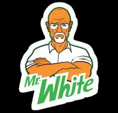 Walter White as Mr. Walter White, Breaking Bad, Ronald Mcdonald, Haha, Funny Stuff, Fictional Characters, Funny Things, Ha Ha, Fantasy Characters