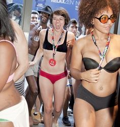 SF Weekly: S.F. Undie Party: What Kind of Pictures Are Worth $1,000 in Clothes? (PR sample) #flylikefrank