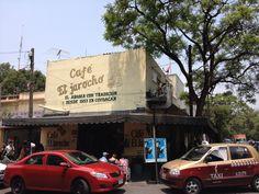DRINK (coffee): Café El Jarocho in Coyoacán, Distrito Federal {opens 6am everyday}