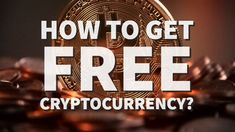 Free Crypto Coins (faucetcryptocurrency) on Pinterest