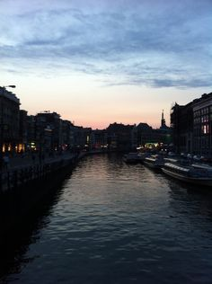 Amsterdam - the Venice of the North