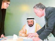 Sultan visits Sharjah Museums Department - The World Around Us