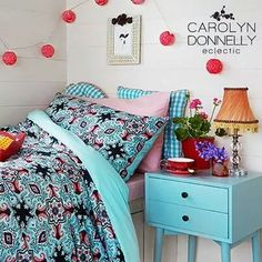 Carolyn Donnelly Eclectic Range