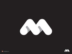 Dribbble - M by George Bokhua