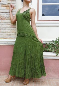 Hey, I found this really awesome Etsy listing at https://www.etsy.com/listing/163789335/sexy-sexy-green-long-dress-maxi-dress