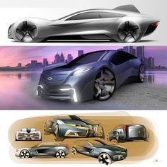 LTU design students envision the Chevy Volt of the year 2025 http://www.carbodydesign.com/2013/07/ltu-design-degree-show-2013-part-3/