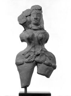 Mother Goddess Figurine  Medium: Terracotta Dates: Maurya period, ca. 3rd-2nd century B.C.E The Brooklyn Museum