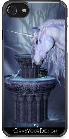 GrabYourDesign - Case for Iphone 7/7S Am Elfenbrunnen - by Illu-Pic.-A.T.Art