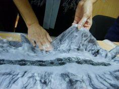 Fun, fun , fun!! Making ruffles. Pictures are very descriptive.
