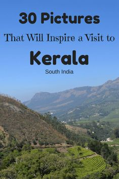 30 Pictures That Will Inspire a Visit to Kerala, TRAVEL, Do you want to visit India but think it's too crowded? Here are 30 pictures to inspire you to visit calming and relaxing Kerala - South India . Goa India, Delhi India, New Delhi, South India, Travel Advice, Travel Guides, Travel Tips, Travel Info, Travel Hacks