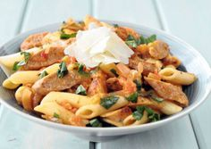Pasta is a great store cupboard ingredient. Try these quick and easy recipes from Angela Day. Perfect Pasta Recipe, Quick Easy Meals, Pasta Recipes, Lifestyle, Cooking, Ethnic Recipes, Drink, Food, Kitchen