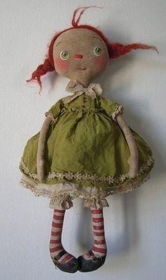 Textiles, Zombie Dolls, Fabric Dolls, Rag Dolls, Sewing Dolls, Soft Dolls, Diy Doll, Cute Dolls, Doll Face