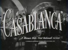 Casablanca es una película estadounidense de 1942 dirigida por Michael Curtiz. Narra un drama romántico en la ciudad marroquí de Casablanca bajo el control del gobierno de Vichy. La película, basada en la obra teatral Everybody comes to Rick's ('todos vienen al café de Rick') de Murray Burnett y Joan Alison, está protagonizada por  Humphrey Bogart en el papel de Rick Blaine e Ingrid Bergman como Ilsa Lund.
