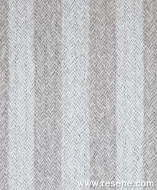 Riviera Maison textured wallpaper collection.  Experience the look and touch of real life materials, such as driftwood and rattan, which will add a rough but warm feeling to your walls.  Resene 18312 Swatch