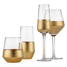 Avelina Glassware - Sets of 4