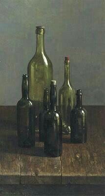 Henk Helmantel - Pintor - Bodegones - Holandes - 1945