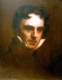 Self-portrait, Oil by Thomas Sully