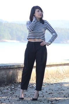stripes #fashionblogger #fashion #stripes