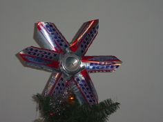 The 26 most wonderfully blasphemous items ever placed on top of Christmas trees.