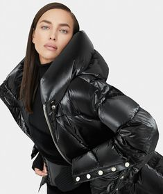 Women's Puffer Coats, Night Out Outfit, Puffy Jacket, Snow Suit, Down Coat, Casual Dresses, Jackets For Women, Winter Jackets, My Style