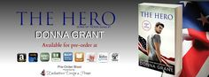 Pre-Order Blast & #Giveaway for The Hero by Donna Grant.... @DonnaGrant @EnchantressDesign&Promo #StMartinsPress ...
