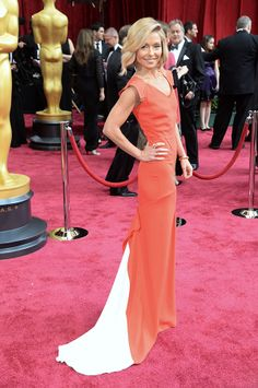 Oscars red carpet: Kelly Ripa