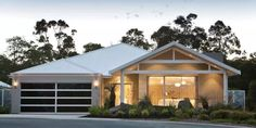 Semillon, Single Storey Home Design, WA