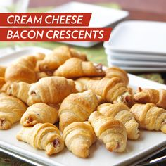 These Philadelphia Cream Cheese Bacon Crescents will get you nominated for best host.