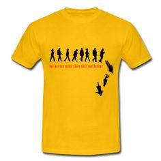 Lemminge. Wer mit der Herde läuft, sieht nur Ärsche. www.braindesign.co
