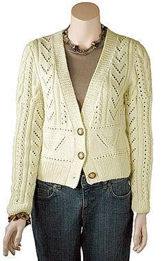 Hibito Cardigan free knitting pattern and more cardigan sweater knitting patterns