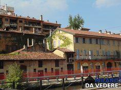 Dal naviglio grande #milanodavedere Milano da Vedere