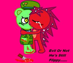 He's Still Flippy.... by Sonicgirlify.deviantart.com on @DeviantArt