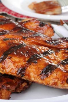 Easy Barbecued Chicken – Weight Watchers (6 Points)
