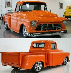 55 Chevy Stepside PU
